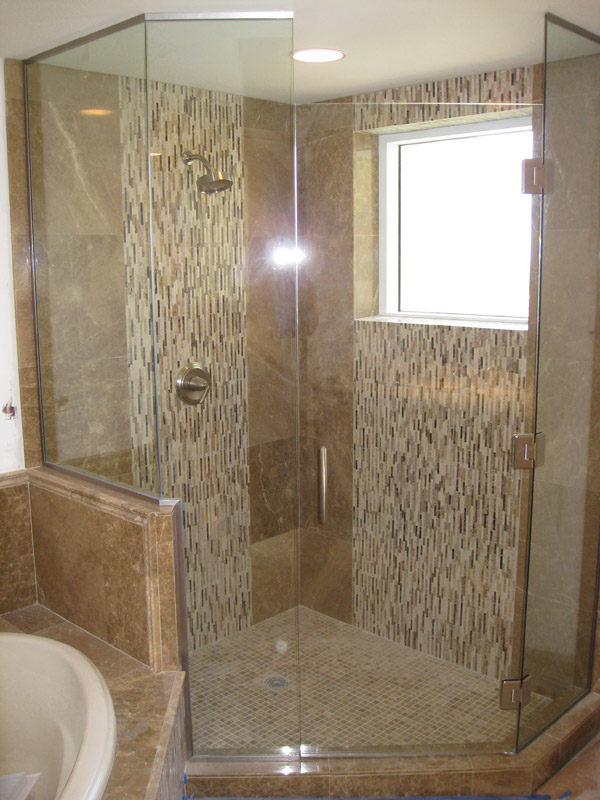 Hinged Shower Doors In Cape Coral Fl