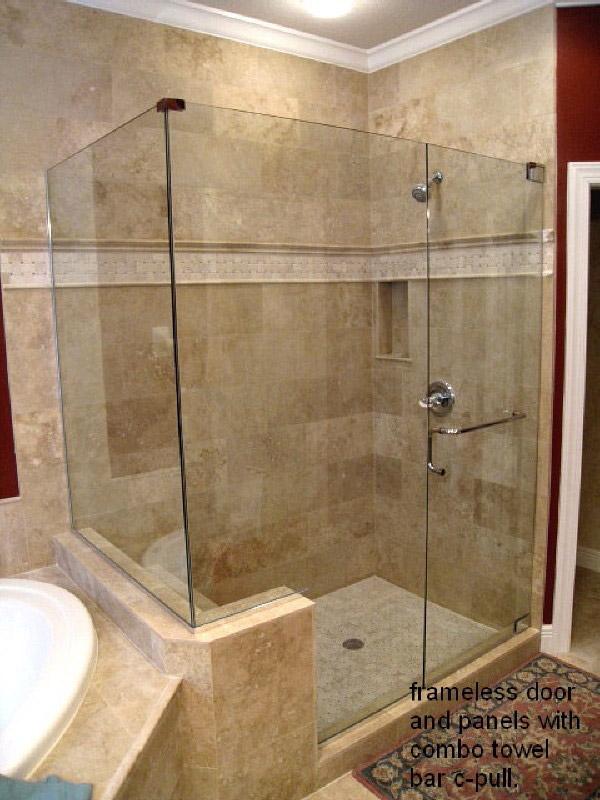Corner Shower Doors in Ft Myers Beach FL