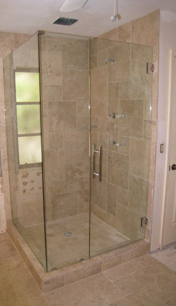 Contemporary Showers in Golden Gate FL