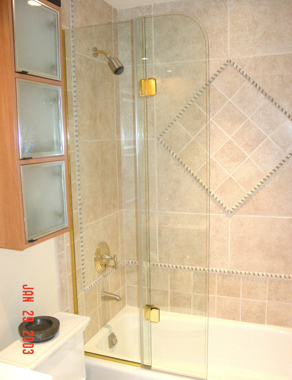 Bi Fold Shower Doors in Sanibel FL