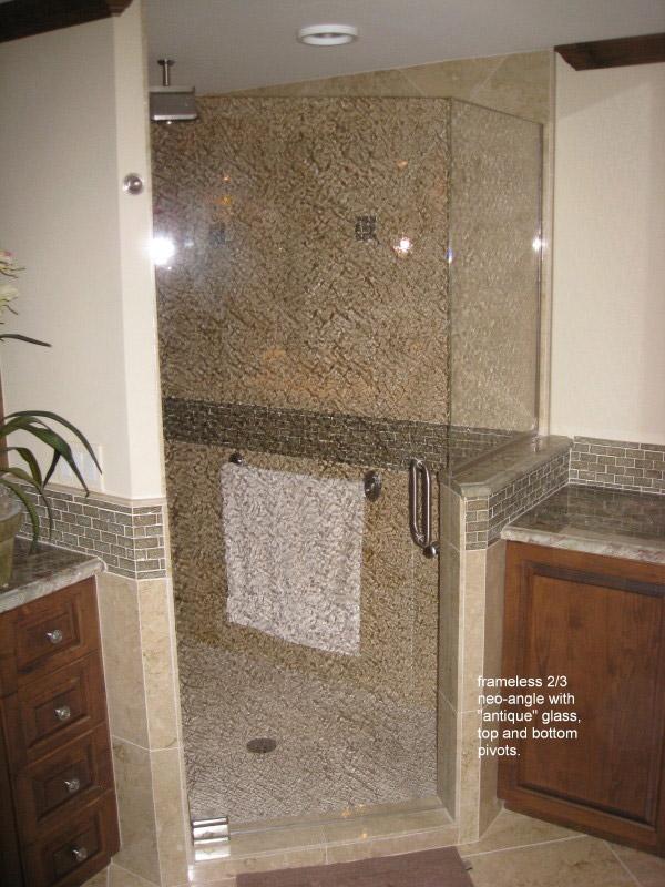 Custom Shower Doors in Naples FL