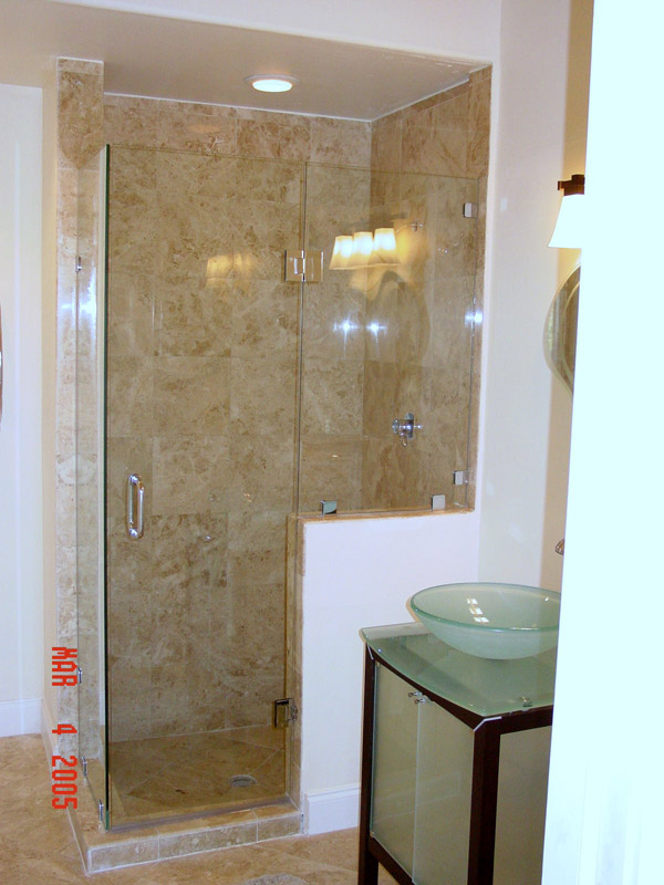 Modern Showers In Sanibel Fl