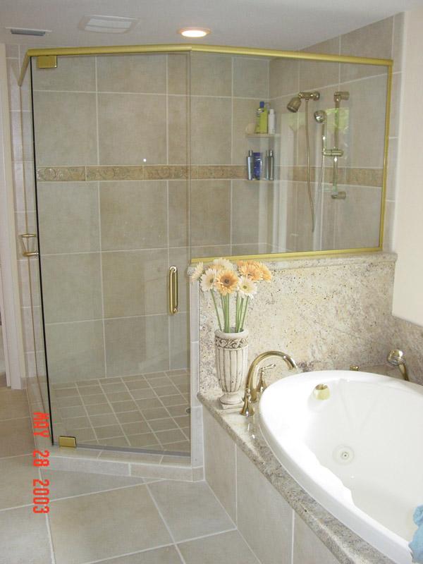 Pivot Shower Doors in Ft Myers FL
