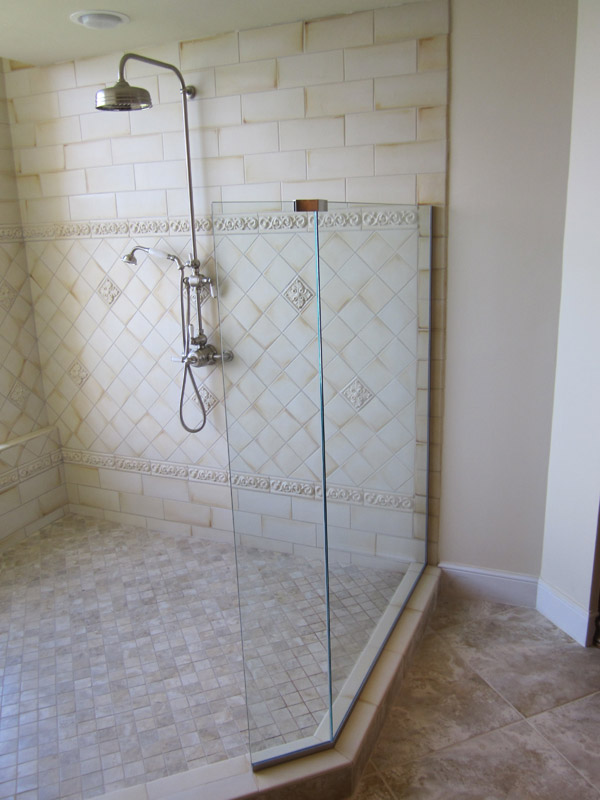 Attractive Walk In Shower Doors Part - 5: Shower Doors Estero