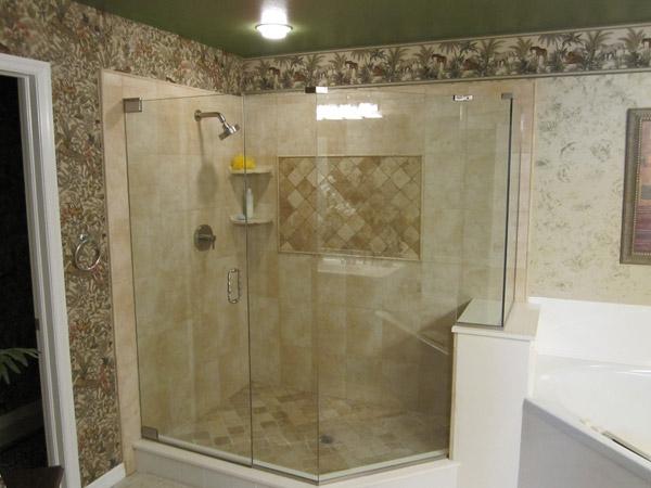 Frameless Shower Doors In North Fort Myers Fl