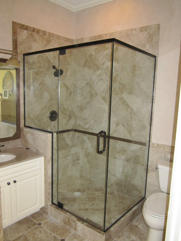 Remodeled Bathrooms With Showers bathroom remodeling in fl
