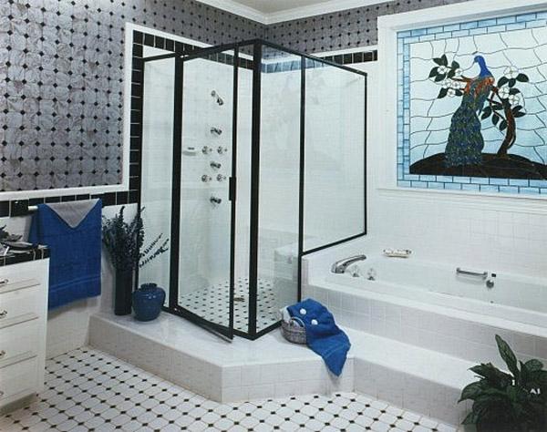 Black Shower Doors Bonita Springs, Florida