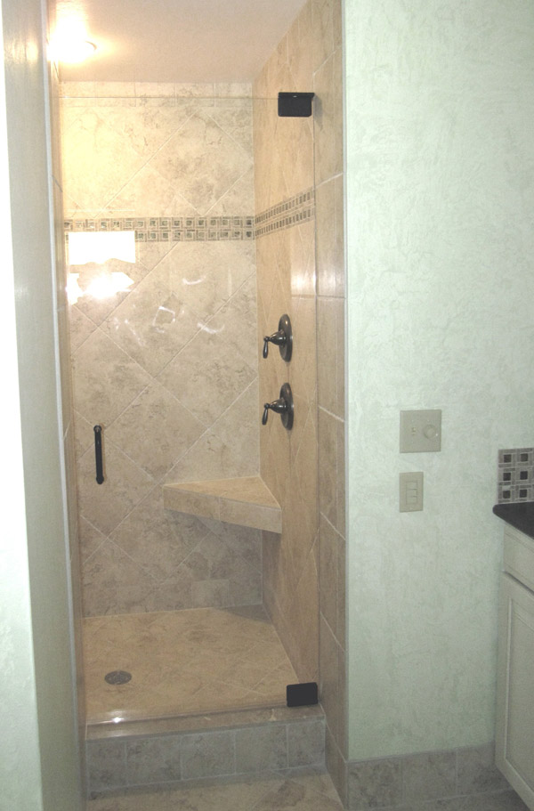 Compact Showers Bonita Springs, Florida