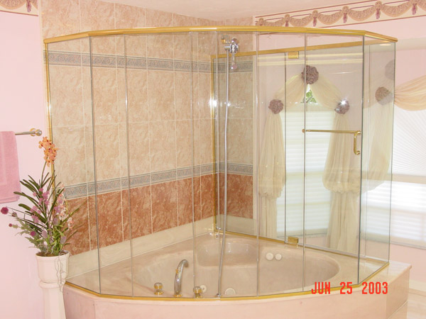 Curved Shower Doors Bonita Springs, Florida