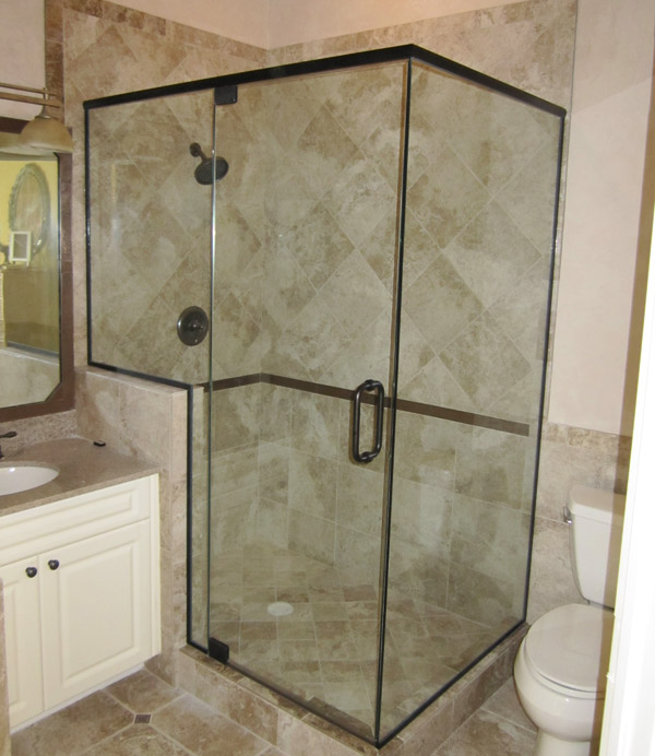 Door and Panel Showers BOnita Springs, Florida