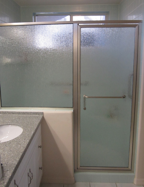 Framed Shower Doors In Fl