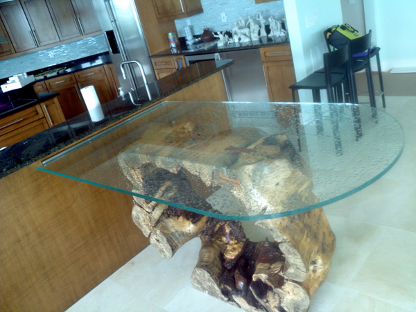 Glass Table Tops Bonita Springs, Florida