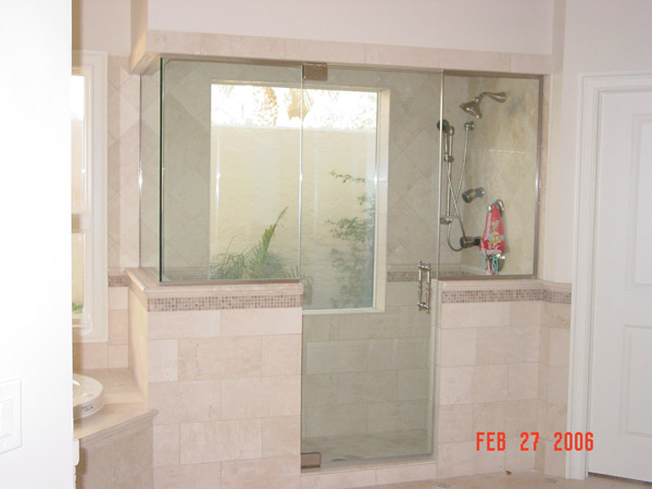 Steam Shower Doors Bonita Springs, Florida