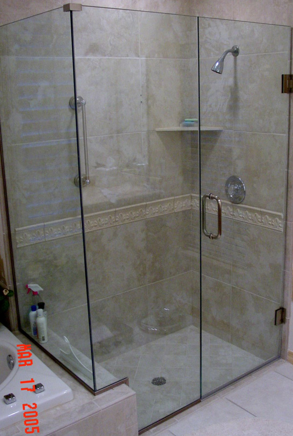 Traditional Showers Bonita Springs, Florida